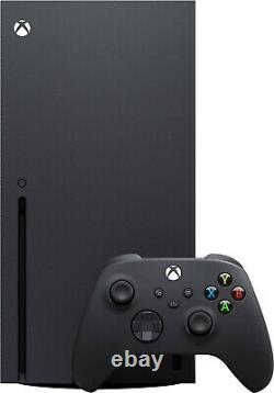 Microsoft Xbox Series X 1TB Video Game Console Black Factory Sealed