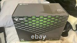 Microsoft Xbox Series X 1TB Video Game Console Black SEALED BRAND NEW