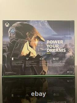Microsoft Xbox Series X 1TB Video Game Console New Sealed Black in-Hand