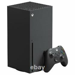 Microsoft Xbox Series X -Black In Hand Sealed Fast Shipping