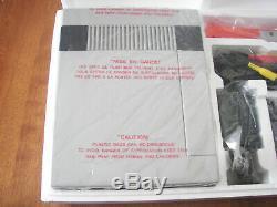 NES Action Set new in box nintendo system factory sealed mario ORIGINAL RECEIPT