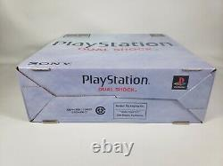 NEW Factory Sealed (Sony PlayStation 1) PS1 PSX Gray Console SCPH-9001 RARE