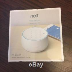 NEW SEALED! Nest Secure Alarm System! H1500ES Starter Kit! 813917020500 $399