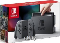 NEW & SEALED Nintendo Switch 32GB Console with Gray Joy-Con