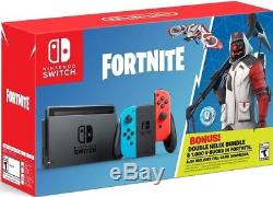 NEW & SEALED Nintendo Switch Fortnite Double Helix Bundle