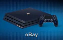 NEW SEALED PlayStation 4 Pro 2TB 500 Million Limited Edition Console SOLD OUT