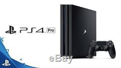 NEW SEALED Sony PS4 Pro PlayStation 4 Pro 1TB Game Consoles