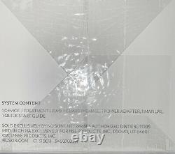 NEW SEALNu Skin ageLOC LumiSpa System Device + Treatment Head + Charging Base