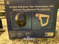 NEW Sealed Sony PlayStation VR Worlds Bundle Virtual Reality with Game for PS4