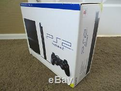 NEW Sony PlayStation 2 Slim Console PS2 System SCPH-79001 Factory Sealed