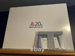 NEW Sony Playstation 4 PS4 20th Anniversary Limited Edition Console Sealed