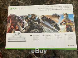 NEWithSEALED Xbox One S 1TB Console Microsoft w Wireless Controller