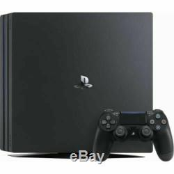 NEWithSealed Sony PlayStation 4 Pro 1TB Console Black (PS4 Pro)