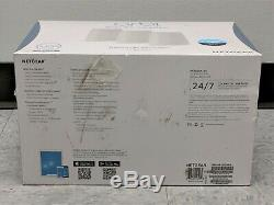 Netgear Orbi WiFi System RBK43-100NAS Tri-Band Mesh Wi-Fi System 3-pack Sealed