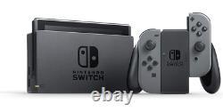 New Factory Sealed Nintendo Switch HADSKAA Console with Gray JoyCon