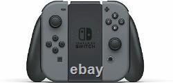 New Factory Sealed Nintendo Switch HADSKAA Console with Gray JoyCon Ships Today
