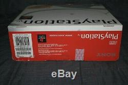 New Factory Sealed Sony PlayStation 1 PS1 PSX Gray Console SCPH-5501/94005 RARE