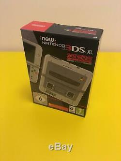 New Nintendo 3DS XL Super Nintendo SEALED CHEAPEST ON EBAY FAST SHIPPING