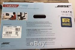 New Sealed Bose CineMate GS Series II Digital Home Theatre System 120V US