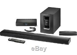 New Sealed Bose SoundTouch 130 Home Theater System W Wireless Subwoofer Sealed