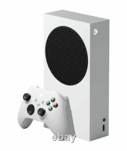 New & Sealed Microsoft Xbox Series S 512GB Video Game Console SHIPS TODAY