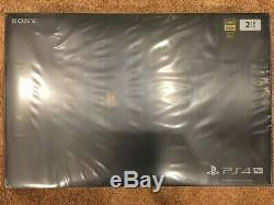 New! Sony PlayStation 4 PS4 Pro 500 Million Limited Edition 2TB Console Sealed