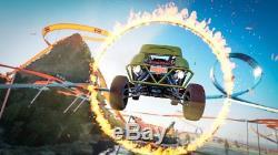 New Xbox One S 500GB Console Forza Horizon 3 Hot Wheels Bundle Factory Sealed