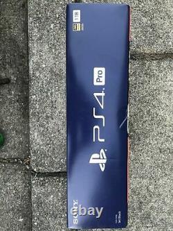 New sealed 100% Ps4 Pro 1TB CUH-7015B Console 4K Black ready to ship
