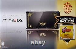 Nintendo 3DS The Legend Of Zelda 25th Anniversary Limited Edition SEALED BOX