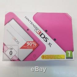 Nintendo 3DS XL Pink Console (Sealed)