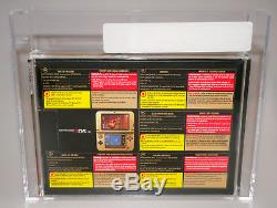 Nintendo 3DS XL Zelda A Link Between Worlds Limited NEU NEW SEALED VGA 90 graded