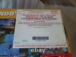 Nintendo 64 N64 Launch Edition Console Brand New Factory Sealed in Box