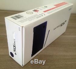 Nintendo DSi Blue Console Original Nintendo 2009 New & Sealed