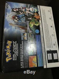 Nintendo DSi Pokemon Black Reshiram & Zekrom New Sealed