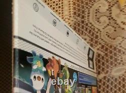 Nintendo Dsi System Limited Pokemon Black Reshiram & Zekram Edition Sealed Read