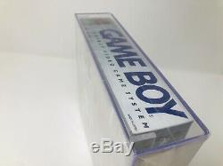Nintendo GameBoy Launch Edition Factory Sealed DMG-01 VGA Graded 85