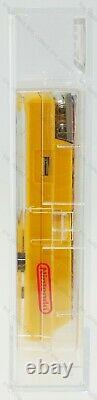 Nintendo GameBoy Pocket GB Handheld Gelb Yellow 1996 SEALED VGA 80