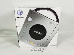 Nintendo GameCube Platinum Console (NTSC) Brand NEW ALL SEALED NEVER USED
