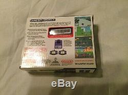 Nintendo Game Boy Advance Indigo Console Brand New Factory Sealed Wide Original