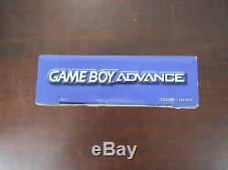 Nintendo Game Boy Advance NEW OLD STOCK SEALED 37C
