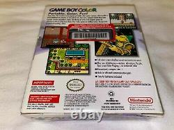 Nintendo Game Boy Color Gameboy GBC Atomic Purple NEW, SEALED Immaculate