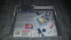 Nintendo Game Boy DMG-01 New Factory Sealed Gray Console Tetris GameBoy VGA 80