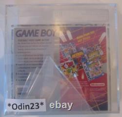 Nintendo Game Boy System VGA 85 DMG-01 Grey Factory Sealed Brand New