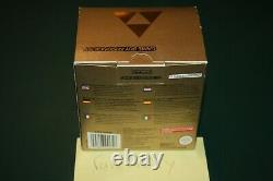 Nintendo Gameboy Advance SP Zelda Limited Edition Console Bundle NEW SEALED RARE