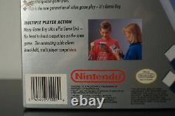Nintendo Gameboy Classic 1-dmg 1. Serie New & Sealed Brandneu & Versiegelt