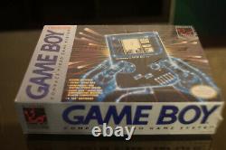 Nintendo Gameboy Classic Serie 1-dmg Original New & Sealed