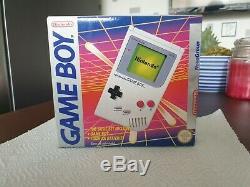 Nintendo Gameboy Console Sealed Rare Nova Group