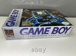 Nintendo Gameboy Original 1989 Dmg-01 UNOPENED FACTORY SEALED rare