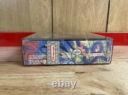 Nintendo Gameboy Play It Loud Black DMG UNOPENED FACTORY SEALED VGA Ready RARE