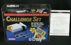 Nintendo NES Challenge Set NEW Console Factory Sealed Super Mario 3 VGA 80